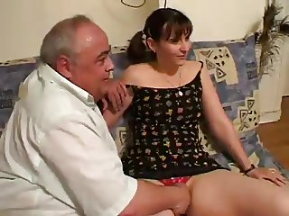 3 daddies and girl