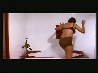 Devika topless bath big boobs