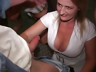 British Whore Mother Loves Cum FacialsCrystal 1