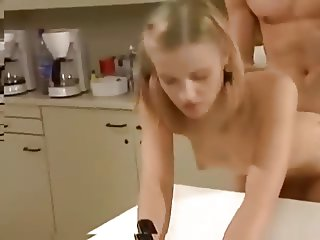 Sister Kitchen Fuck