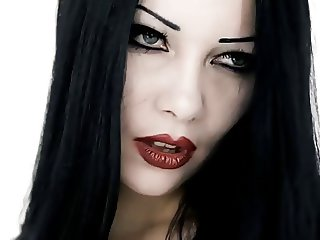 Sexy Gothic girls Heavy Metal music video