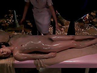 Lesbian Oil Massage Luxury Married 07c censored