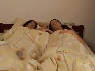 Papa Two Russian Lesbian Teens In One Bed
