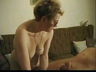 German Mature Amateur Mistress