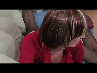 Hard Russian crossdresser sex