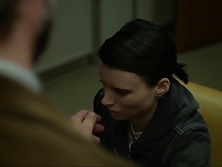 Rooney Mara TheGirlWith TheDragonTattoo