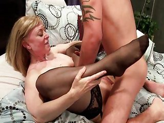 Mothers sons Nina Hartley