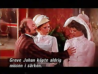 Classic Danish threesome