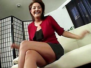 Hot Cougar Fuck Bobbie Lennox