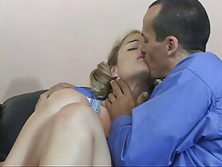 Babysitter banged hard