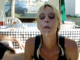 Amateur Cumshots Compilation Video With Hot Women