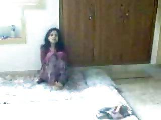 Sexy desi woman making love with her boyfriend on hidden cam