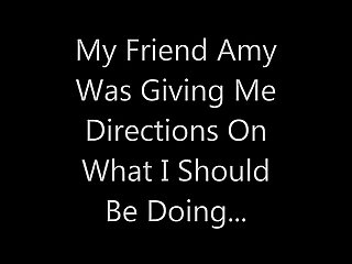 JOI from friend Amy