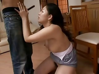 Ayane Asakura Shoplifting Housewife