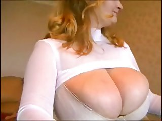 bbw Huge Tits on Webcam