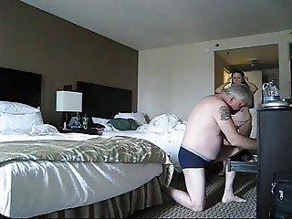 Hidden Cam Hotel Room