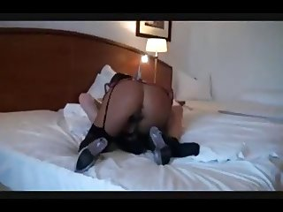 Hubby Films His Turkish Wife Fucks With Young Russian Guy
