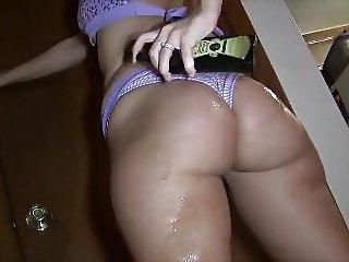 Oily Shiny Booty JOI