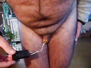 Eunuch 039 s self made quickie orgasm