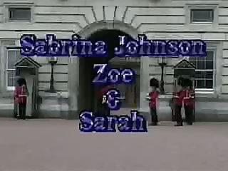 Sabrina Zoe Sarah.
