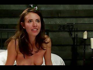 Little slut gets tortured by two Mistresses