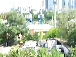Spy rus public place flash zoom milf nv