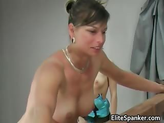 Blazing Back lesbo whipping movie part5