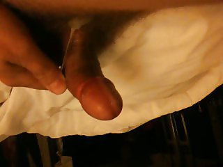 Wank in hotel while Wife being fucked in another room