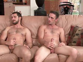 Joe Parker s1st gay4pay scene ever.with a really hot bodybuilder.