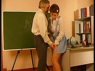 Russian Schoolgirl Stella