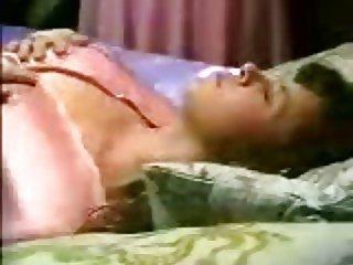 Satin Masturbation