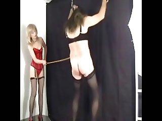 Maid Mary Punished