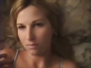 Beautiful Blonde Fucked on Real Homemade Sex Tape