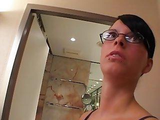 german bitch jenny vs cock