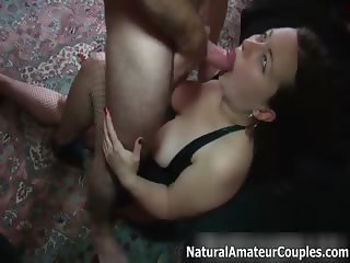 Thick amateur girl gets her tight ass part6