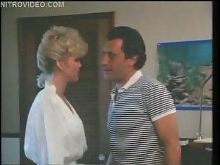 Classic Pornstar Amber Lynn And John Leslie
