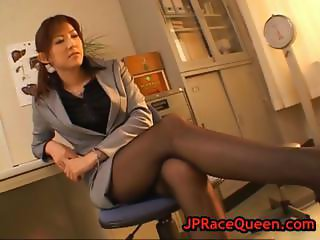 Sweet hiromi aoyama gets pussy licked part6