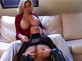 Veronika Pagacova Ines Cudna Sucking Natural Boobs