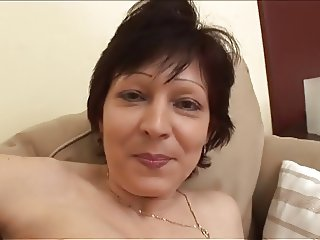 Cum On Mature Very Hairy Pussy