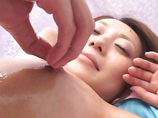Japanese girls massage358