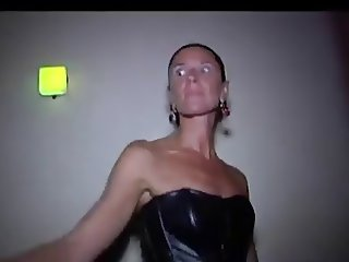 irvina in the club before of fucking