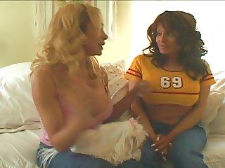 Hot Big Tit Tranny 2