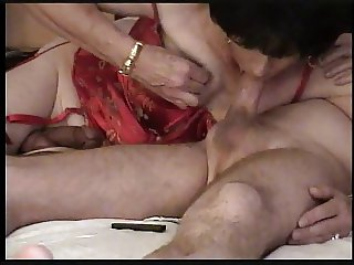 Crossdresser Deep Throats Married Boyfriend