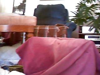 Anus spanking and rectum dildo packing