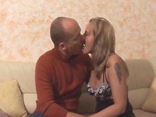 Blonde Housewife Amateur nice Wife Highheels Legs und Boobs