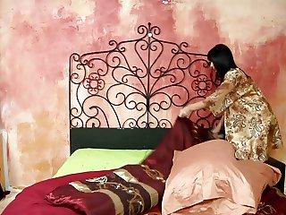 A beautiful sex scene with Jessica Valentino