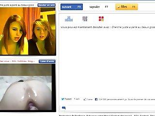 Epic girls reactions on webcam 3