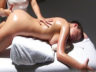 Hegre art Multi orgasmic massage