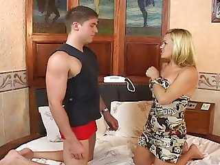 Horny young studs hot sucking and fucking