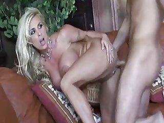 Uber MIF Cougar Holly Halston